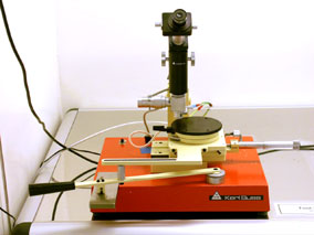 Picture of Scriber - Suss - Hard wafers