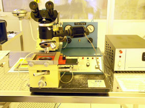 Picture of Mask aligner - Suss MJB2