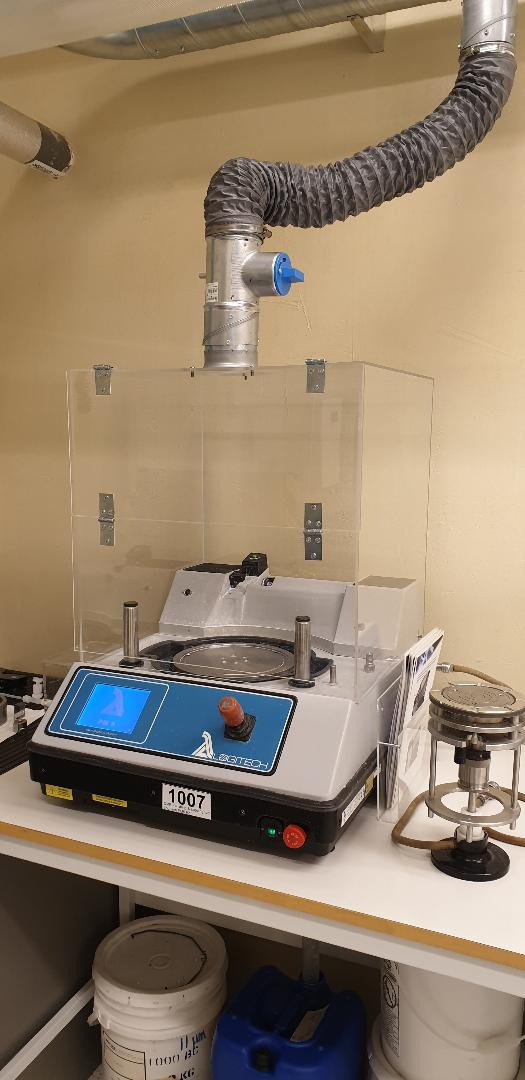 Picture of CMP Polishing & Lapping tool - Logitech PM5 #2