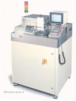 Picture of Dicing saw - Loadpoint Microace 3+