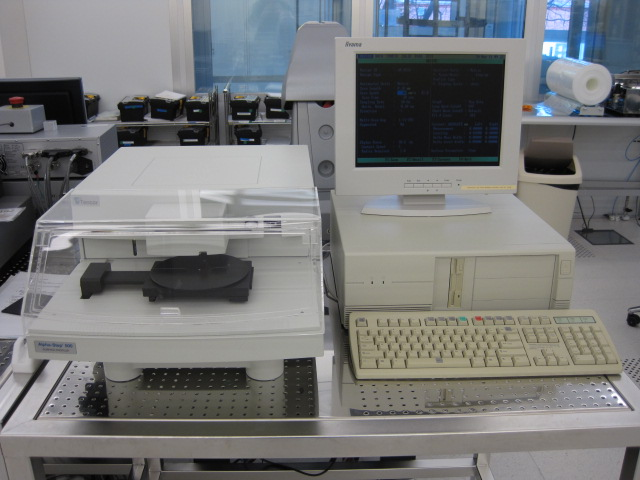 Picture of Surface profiler - Tencor AS500 #2