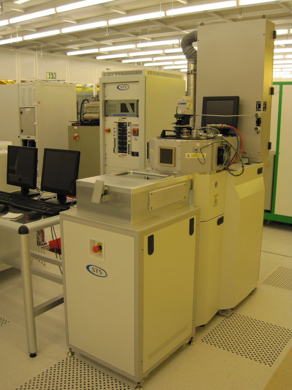 Picture of Dry etch ICP - STS