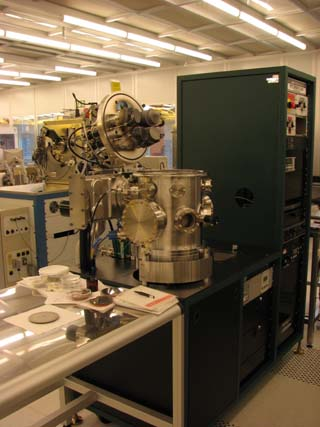 Picture of Sputter - AJA