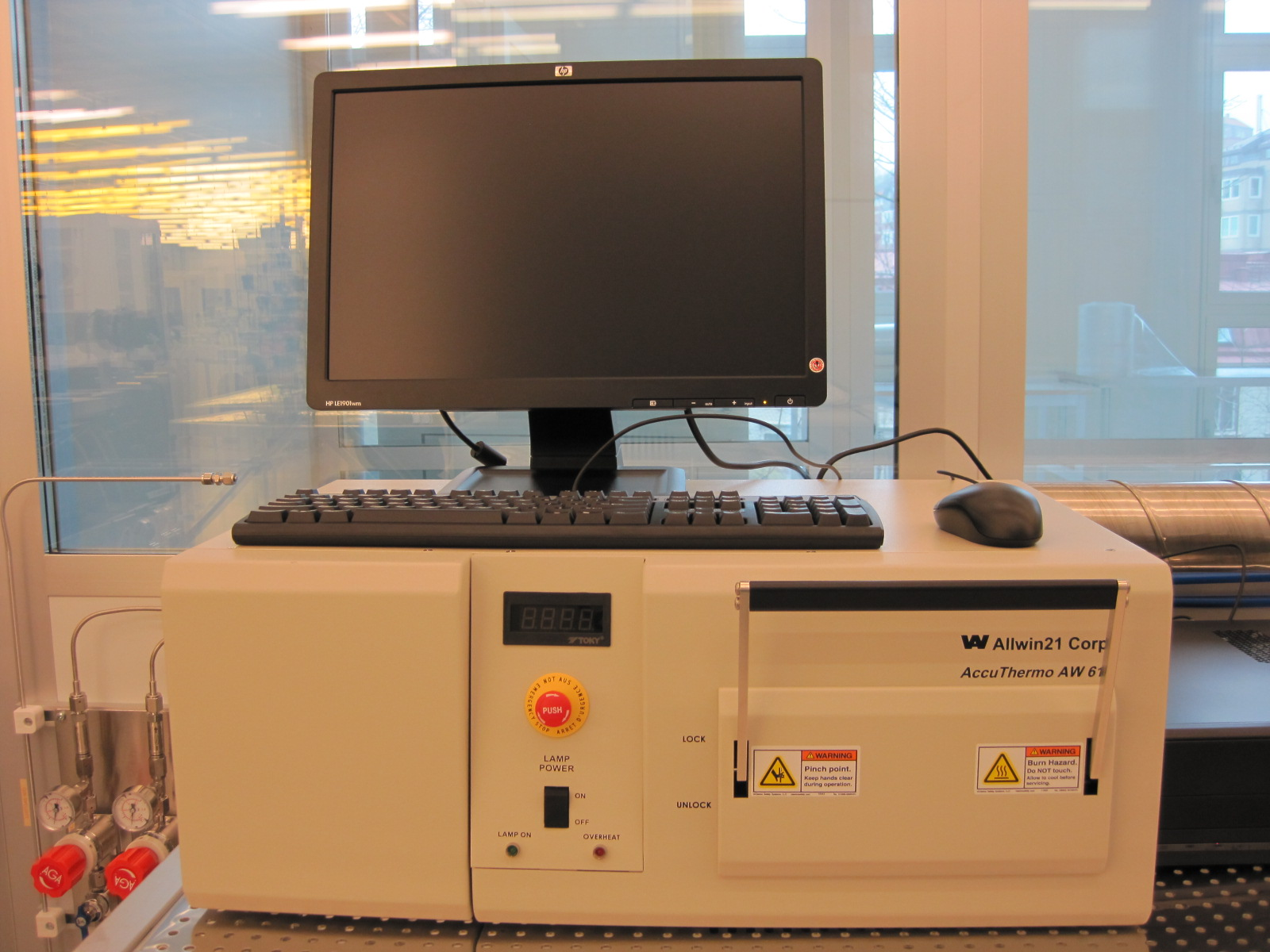 Picture of RTP - AccuThermo AW610 - InP