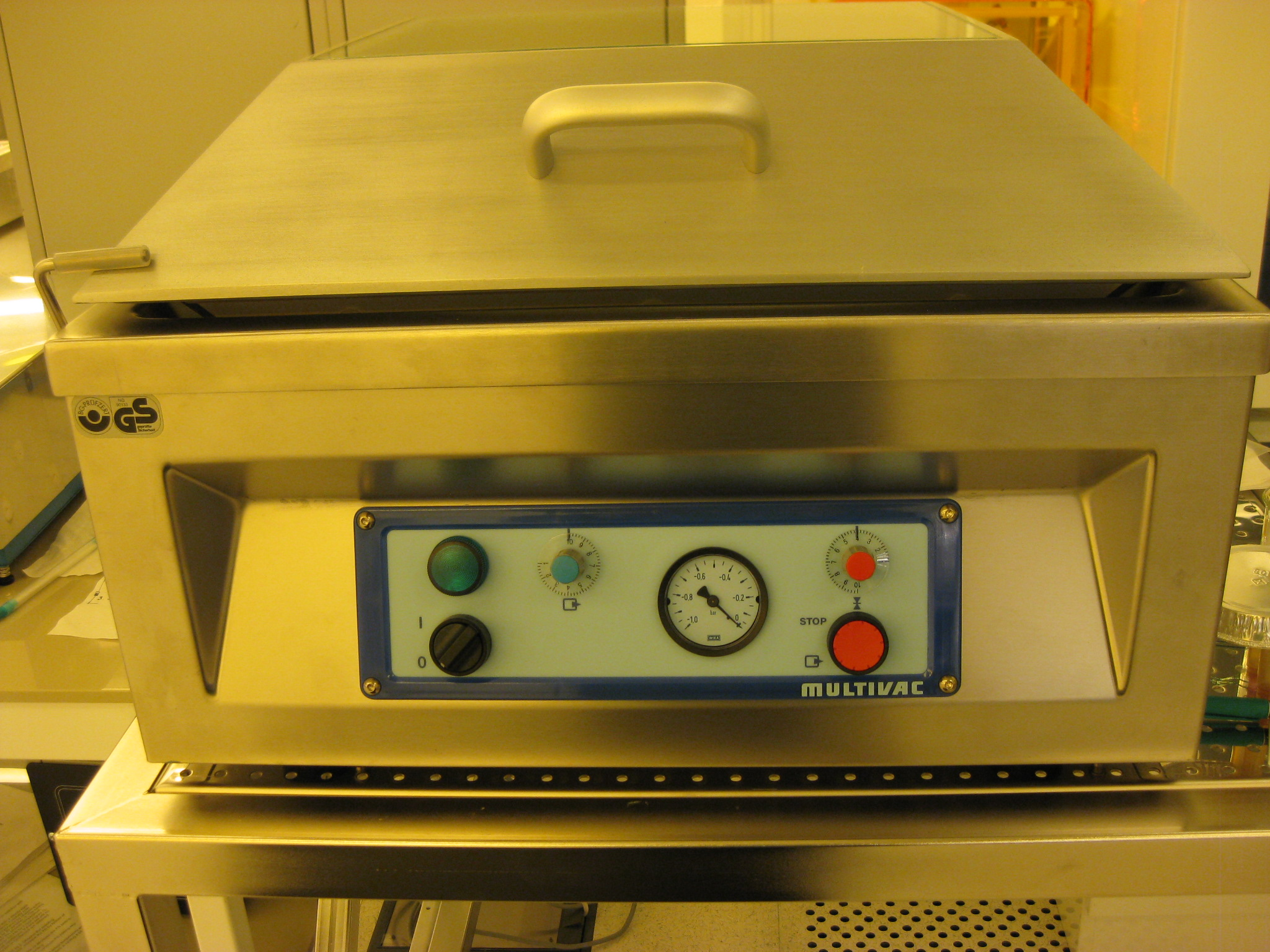 Picture of Vacuum packer - LCD line