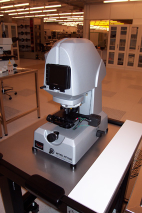 Picture of Surface profiler - Wyko NT 1100 - Optical