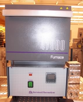 Picture of Furnace - Thermolyne - BCB cure